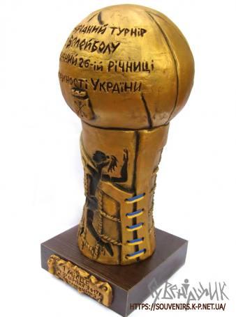 Замовити кубок волейболу