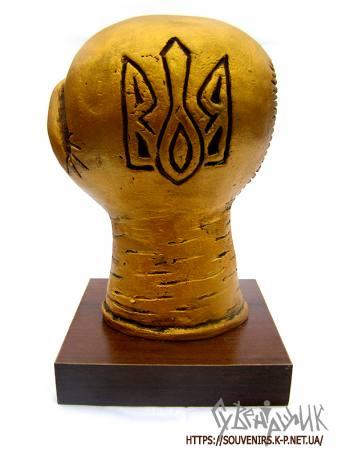 Рукавичка з гербом