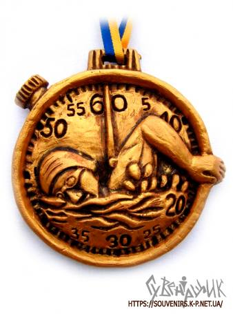 Медаль з плавання
