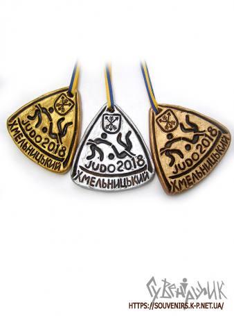 Медалі Дзюдо